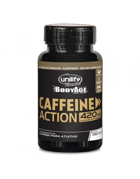 CAFEINA ACTION 120 CÁPSULAS 420 MG